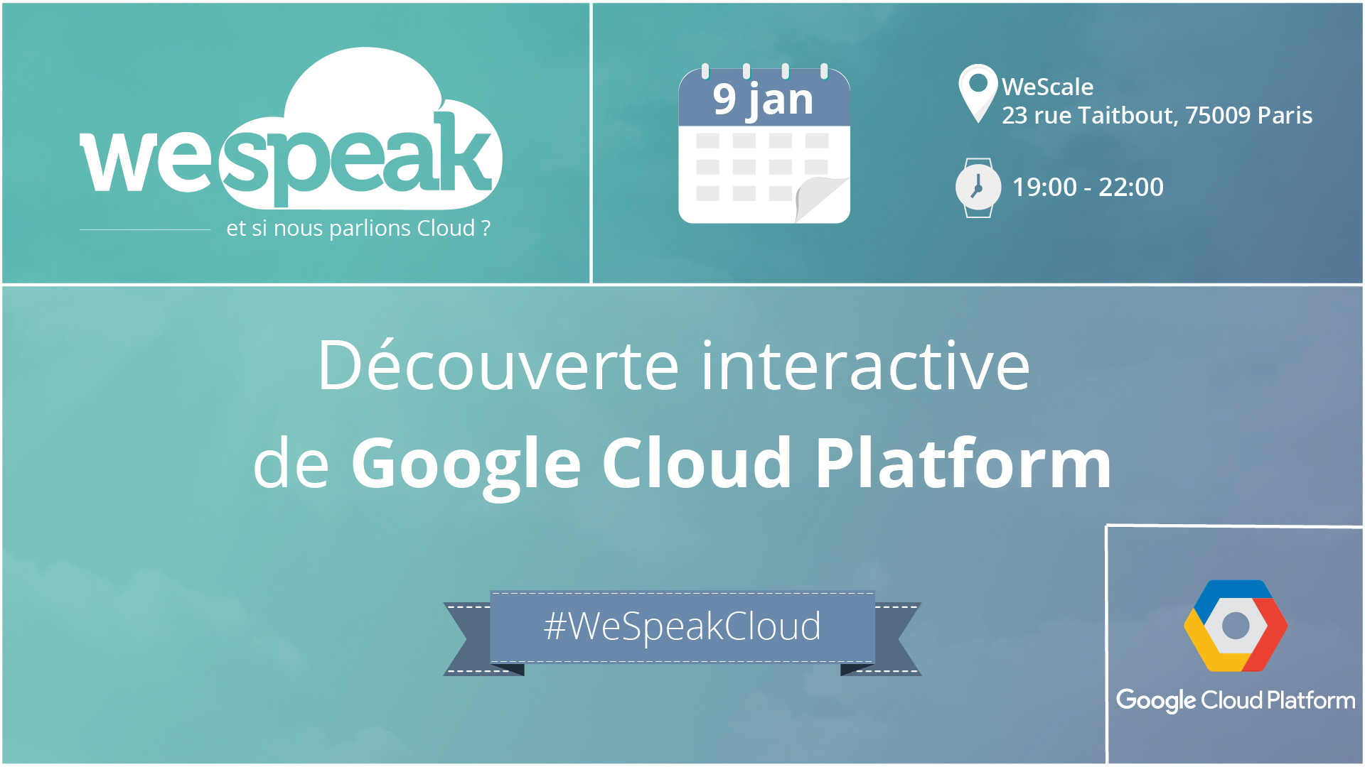 Event-GCP-de-couverte-WESPEAKCLOUD